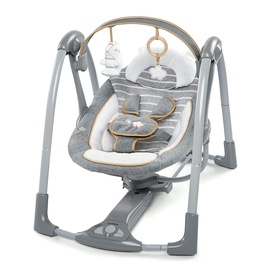 Ingenuity Swing N Go Portable Boutique Collection Swing