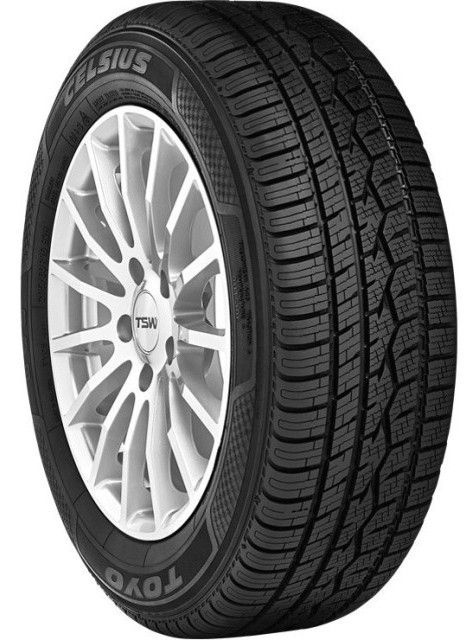 Ziemas riepa Toyo Tires Celsius, 185/65 R14 86 T