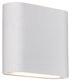 Light Prestige Sapri Wall Lamp LED 6W IP54 White