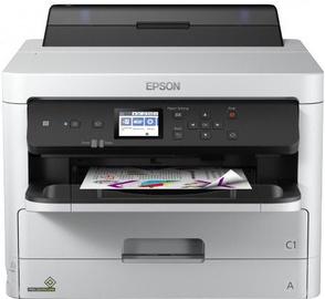 Струйный принтер Epson WorkForce Pro WF-C5210DW, цветной