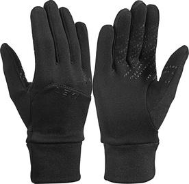 Leki Gloves Urban MF Touch Black 9