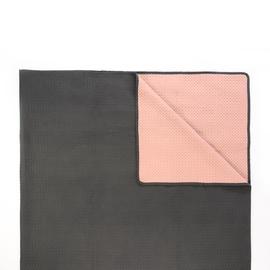 Gultas pārklājs Okko sh-9000-0252, rozā, 220 cm x 240 cm