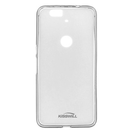 Kisswill Frosted Ultra Thin Back Case For Asus Zenfone 2 ZE550ML / ZE551ML Transparent