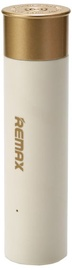 Remax Bullet Shell Design Power Bank 2500mAh White