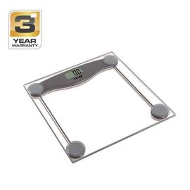 Ķermeņa svari Standart EB9068 Glass/Grey