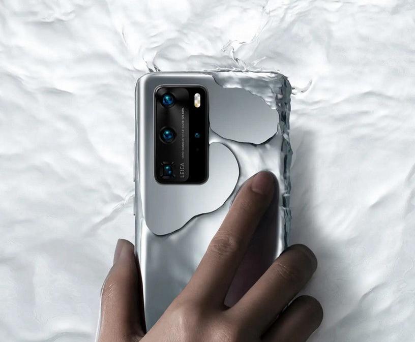 Mobilais telefons Huawei P40 Pro Silver Frost, 256 GB