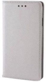 Mocco Smart Magnet Book Case For Samsung Galaxy A7 A720 Metallic