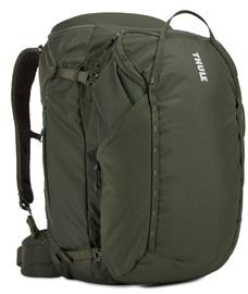Tūristu mugursoma Thule Landmark 60L Backpack Dark Forest, zaļa, 60 l