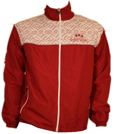 Bars Mens Sport Jacket Red/White 213 M