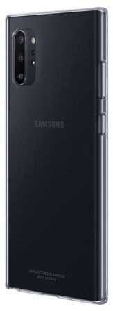 Samsung Clear Back Case For Samsung Galaxy Note 10 Plus Transparent