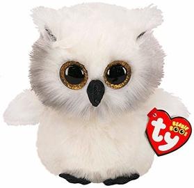 Плюшевая игрушка TY Beanie Boos Austin Owl, 24 см