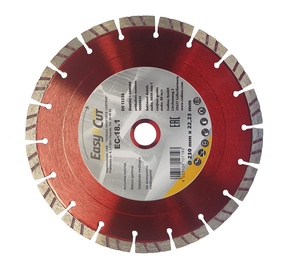 Griešanas asmens Cedima Diamond Cutting Disc EC-17/18 300x2.8x25.4mm