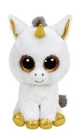 TY Beanie Boos Pegasus Unicorn White 40cm