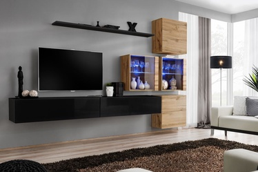 Комплект мебели для гостиной ASM Switch XIX, черный