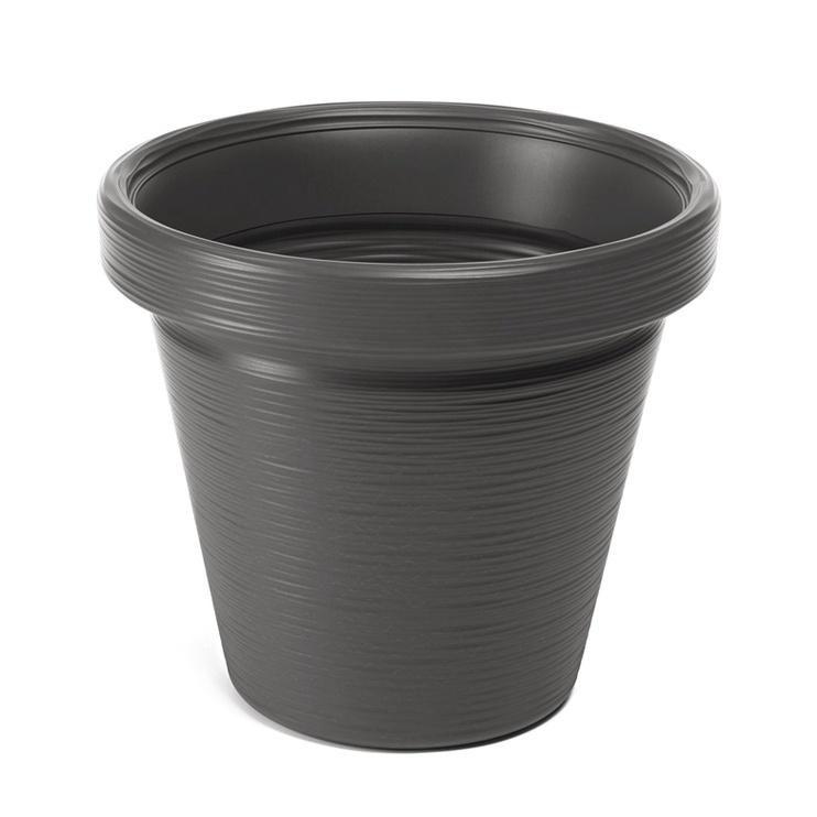 Lamela Agawa Flower Pot Ø39cm Grey