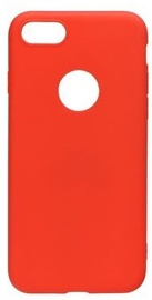 Mocco Ultra Slim Soft Matte Back Case For Samsung Galaxy S7 Edge Red