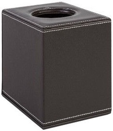 Home4you Napkin Holder Walter 13x13xH14cm Brown 79965