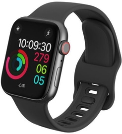 Tech-Protect Soft Strap For Apple Watch 38/40mm Black