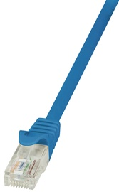 LogiLink Patchcord CAT 5e UTP 5m Blue