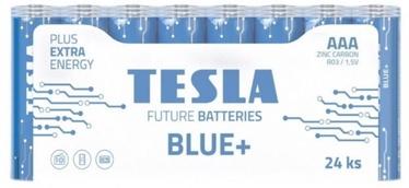 Tesla Blue+ R03 Batteries AAA 550mAh 24pcs