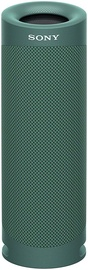 Sony SRS-XB23 Bluetooth Speaker Green