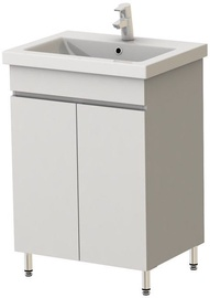 Vannas istabas skapītis Vento Ariadna 65 650x800x455mm White
