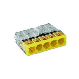 KLEMME 5X0,5-2.5/5G.24A/400V 2273-205