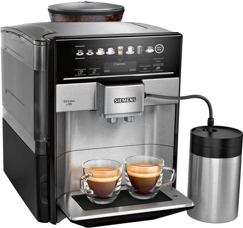 Kafijas automāts Siemens EQ.6 Plus s700 TE657M03DE