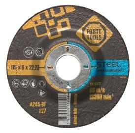Шлифовальный диск Forte Tools, 115 мм x 22.23 мм