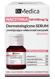 Bielenda Dr. Medica Capillaries Dermatological Serum Reducing The Visibility Of Broken Capillaries Day / Night 30ml
