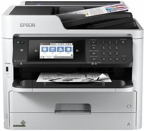Струйный принтер Epson WorkForce Pro WF-M5799DWF