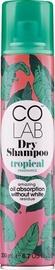 Sausais šampūns Colab Dry Shampoo 200ml Tropical