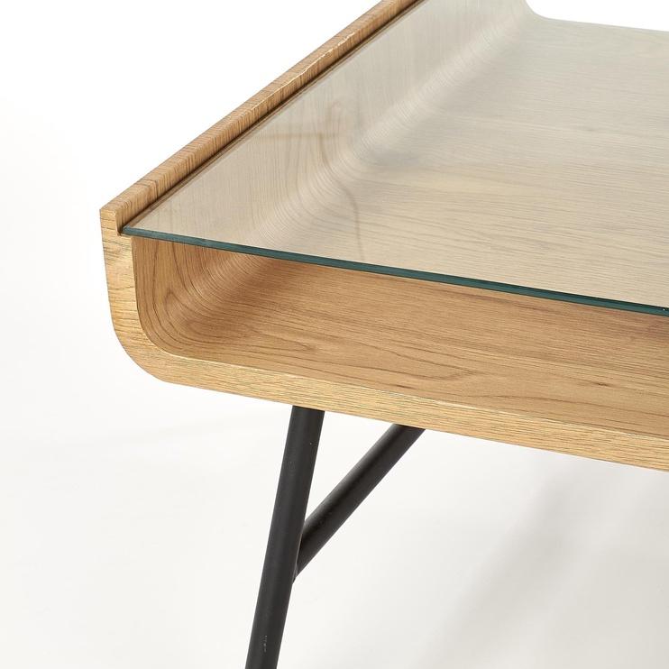 Kafijas galdiņš Halmar Amarante Golden Oak, 1200x600x360 mm