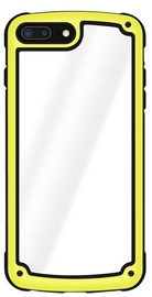 Hurtel Solid Frame With Bumper For Huawei P20 Lite Yellow