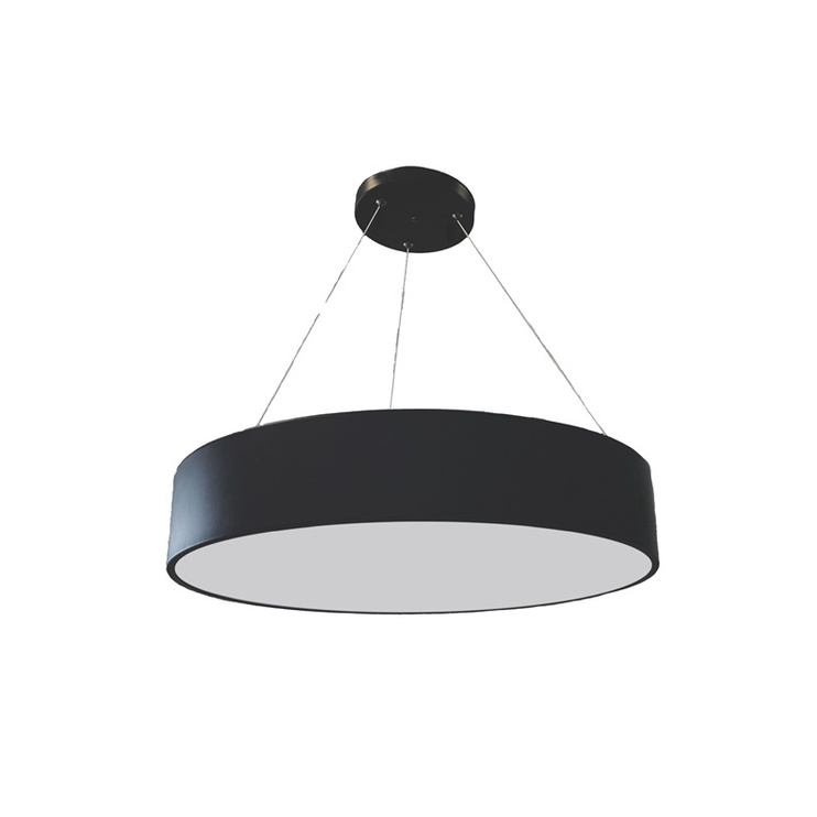Gaismeklis Tope Mora LED 40W 50cm Black