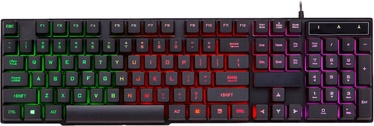 ART AK-49 Gaming Keyboard Black