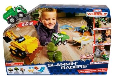 Little Tikes Slammin Racers Scrapyard Derby 646980E4C