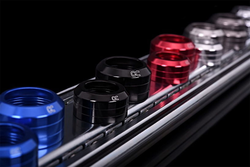 Alphacool Eiszapfen 13mm Pack of 6 Black