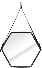 Spogulis Homede Ebi, stiprināms, 39.2x34.3 cm