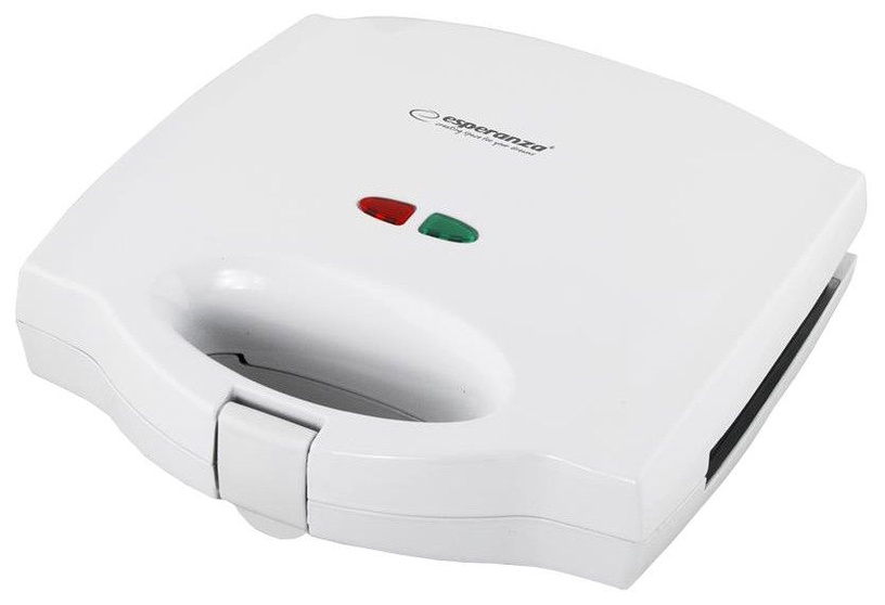 Sendviču tosteris Esperanza Portabella EKT006 White