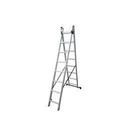 HausHalt BL-E208 Double-Sided 8-Steps Ladders