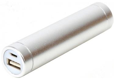 Ārējs akumulators Platinet PMPB22 Silver, 2200 mAh