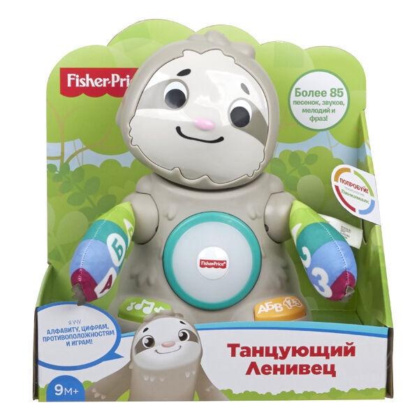 Interaktīva rotaļlieta Fisher Price Smooth Moves Sloth RU GHY96