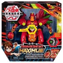 Bakugan Dragonoid Maximus Set