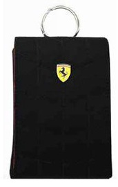 Ferrari Case Universal Flap Black