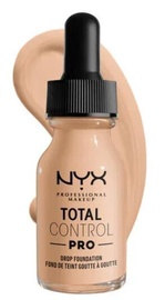 Tonizējošais krēms NYX Total Control Pro Vanilla, 13 ml
