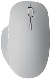 Datorpele Microsoft Surface Precision Mouse Grey, bezvadu, optiskā