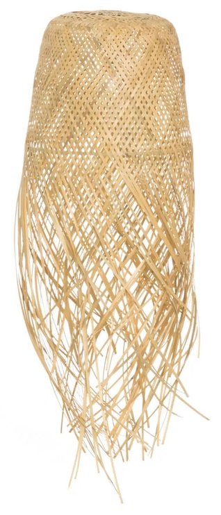 4living Bamboo Lampshade 33x80x33cm Beige