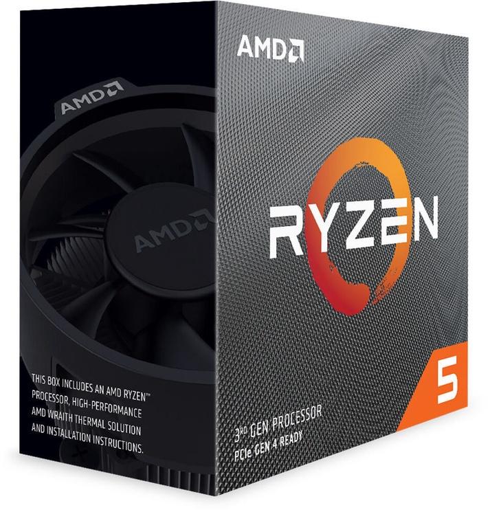 AMD Ryzen 5 3600 3.6GHz 32MB BOX 100-100000031BOX