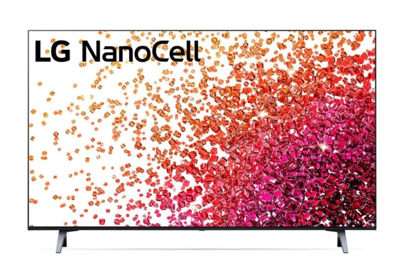 Телевизор LG 43NANO753PA, NanoCell, 43 ″